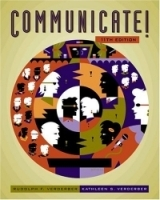 Communicate! (with CD-ROM and InfoTrac) артикул 1009a.
